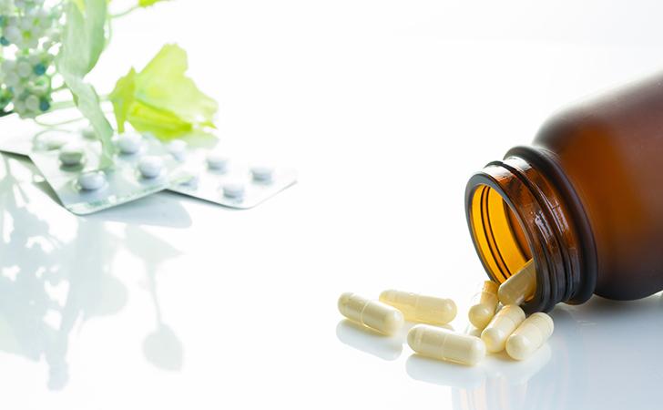 サプリメントと薬